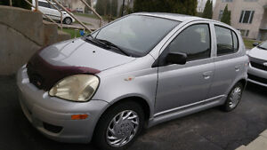 2004 Toyota Echo Rs Bicorps