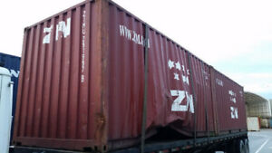 20' Cheap Steel Shipping Containers
