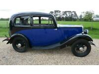 1935 Morris 8 SALOON 2 DOOR SALOON Convertible Petrol Manual