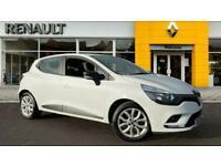 2018 Renault Clio 1.2 16V Play 5dr Petrol Hatchback Hatchback Petrol Manual