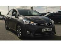 2016 Toyota VERSO DIESEL ESTATE 1.6 D-4D Design 5dr People Carrier Diesel Manual
