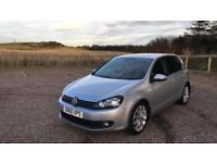 2010 Volkswagen Golf 2.0 TDI GT Hatchback 5dr Diesel Manual (126 g/km, 138