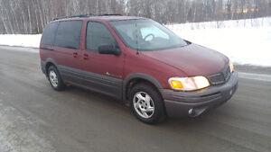 2003 Pontiac Montana Fourgonnette, fourgon
