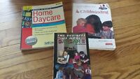 How to start a Home Daycare books 3 for $20