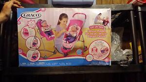 Graco 11 Pcs Just Like Mom Deluxe Playset