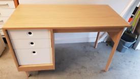 John Lewis & Partners Cube Storage Desk