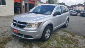 2010 Dodge Journey * Certified *No accidents*