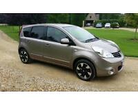 Nissan Note 1.6 16v Automatic N-TEC +