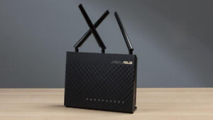 Asus RT-AC68U Wireless Router x 2