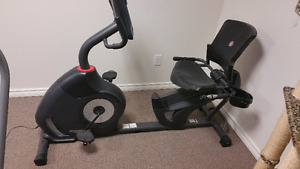 exercise cycle & tread mill