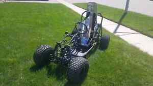 REDUCED!!!  Go kart for sale  London Ontario image 4