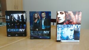 À donner, To be giveCSI NY, 3 premières saisons, first 3 seasons
