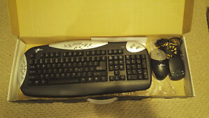 Wireless keyboard & mouse West Island Greater Montréal image 1