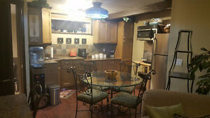 Stylish Basement Suite for Rent in St. Albert April 1 or May 1