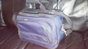 Samsonite carry-on travel bag