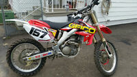 2008 Honda Crf250r in great condition