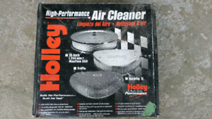 Holley FreFlo air cleaner