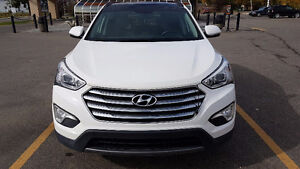REDUCED~2014 Hyundai Santa Fe XL; 3.3L AWD; 3 Row; 7 yr Warranty