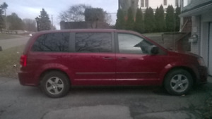 2011 Dodge Grand Caravan Basic Minivan, Van