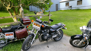 1983 Honda 650 nighthawk *call only*