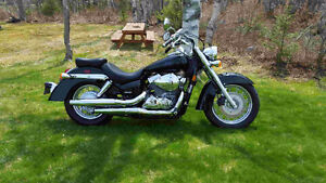 Excellent condition  2008 Honda shadow Aero.