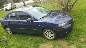 Get in and drive away : 2009 Mazda 3