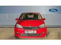 2017 Skoda Citigo 1.0 MPI 75 SE L 5dr ASG Petrol Hatchback Auto Hatchback Petrol