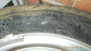4 set of Winter Tires for $350 Kitchener / Waterloo Kitchener Area image 3