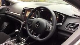 2017 Renault Megane 1.6 dCi Dynamique Nav 5dr with Manual Diesel Hatchback