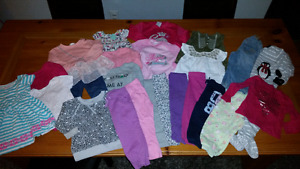 Girls size 18 month - 2t clothing