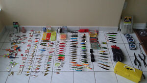 FISHING GEAR & TACKLE