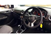 2017 Vauxhall Adam Adam Unlimited 1.2i Manual Petrol Hatchback