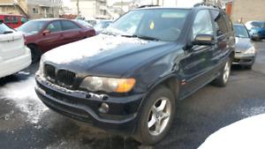 2003 BMW X5 3.0L