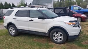 2012 Ford Explorer De base VUS