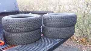 Toyo Winter Tires 215/60/17. 96T  300 obo