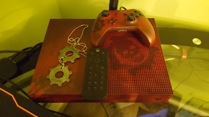 2TB Gears of War 4 Limited Edition Xbox One S