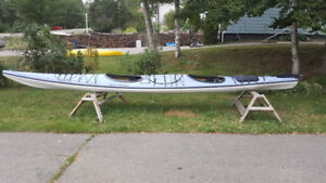 USED TANDEM SEA KAYAKS - CURRENT DESIGNS LIBRA XT COMPOSITE