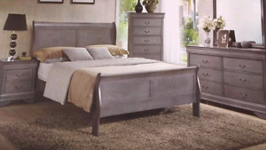 Bedset new in box queen King or Double
