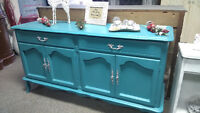 FRENCH PROVINCIAL BUFFET SALE  CHALK PAINT