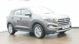 image for 2017 Hyundai Tucson 1.7 CRDi Blue Drive SE 5dr 2WD FourByFour diesel Manual