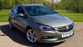 Vauxhall Astra 1.4i 16v Turbo ( 150ps ) ( s/s ) Auto 2016.5MY SRi Nav
