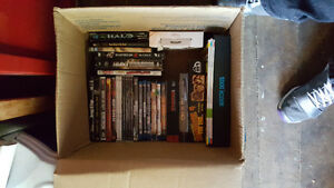 VIDEO GAME,DVDS,ELECTRONICS SHED SALE!!!