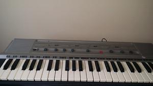 Elactronic keyboard