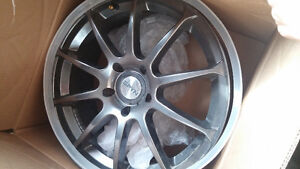 3 spyn rims great condition