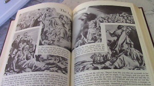 The Bible In Pictures, 1952 Kitchener / Waterloo Kitchener Area image 2