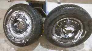 205 60 r15 winter tires on rims