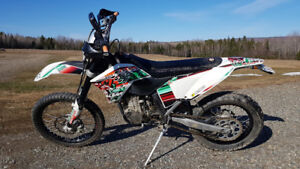 2008 KTM 450 EXC-R 6 Days Street & Trail