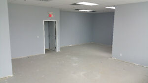 Large and Bright Office Space for Rent in Foothills Industrial!