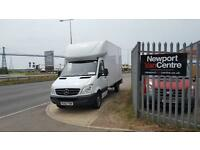 2012 Mercedes-Benz Sprinter Luton with tail lift 2.1TD 313CDI LWB