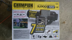 3000lbs ATV WINCH -  BRAND NEW